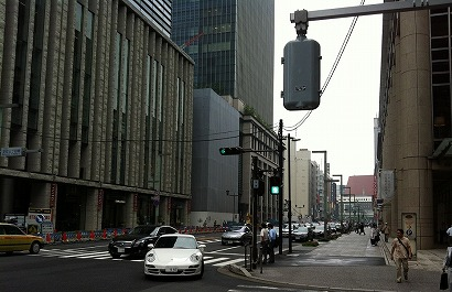 展示会開催ビル周辺の風景.jpg